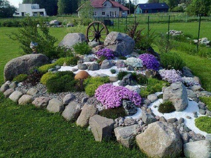 красота от камък