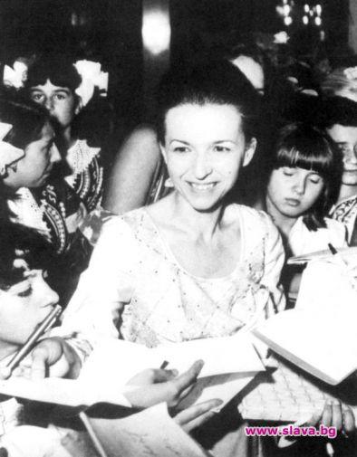 Людмила Живкова фигура