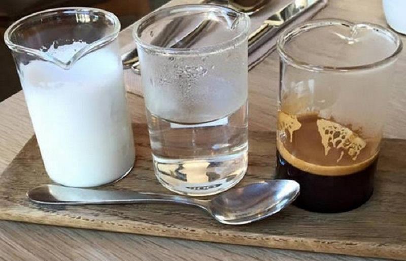 кафе на части
