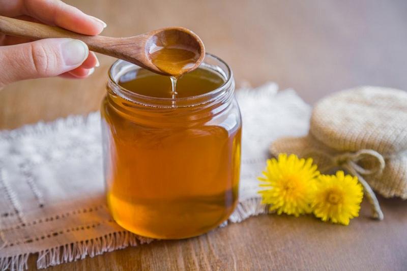 мед от глухарче