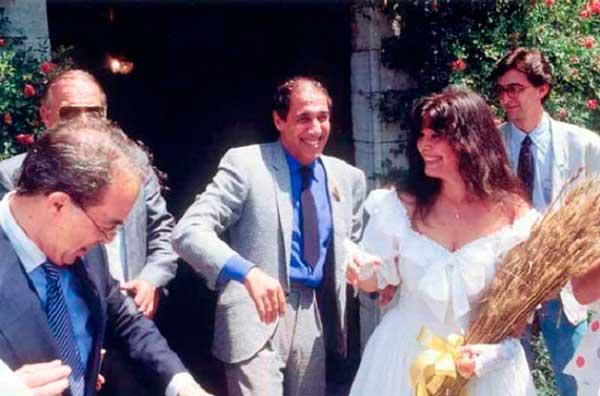 сватбата на Челентано