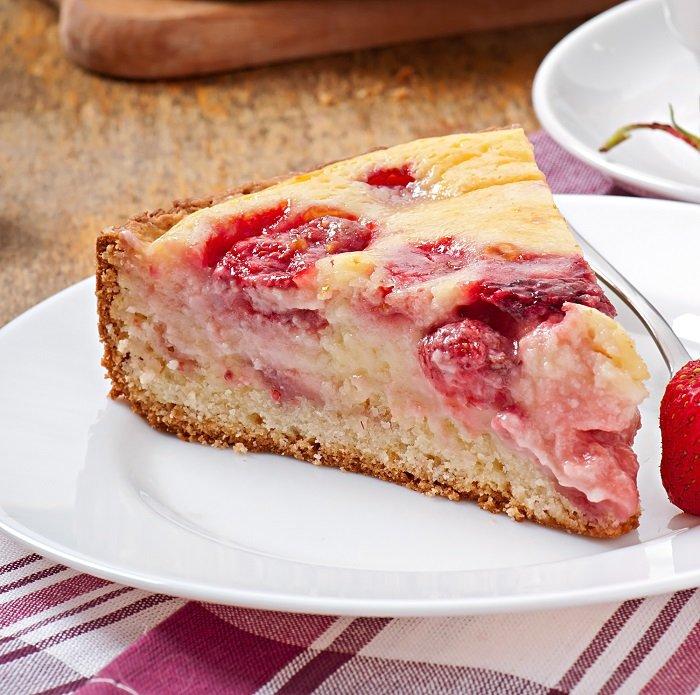 ягодов сладкиш парче