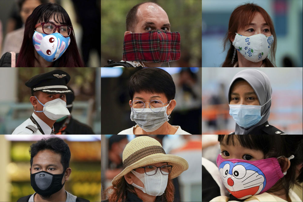 оригинални маски коронавирус