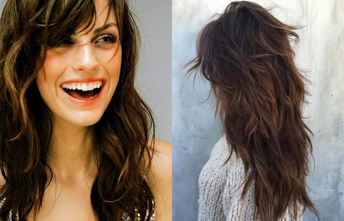 прическа дебют дълга коса
