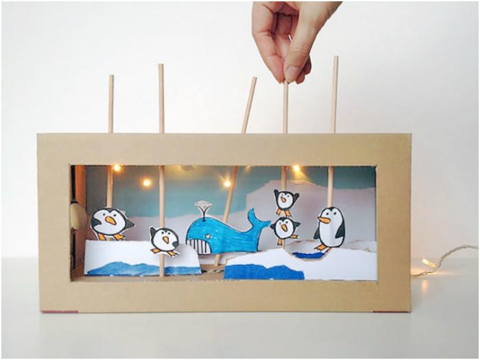 аквариум от кашони