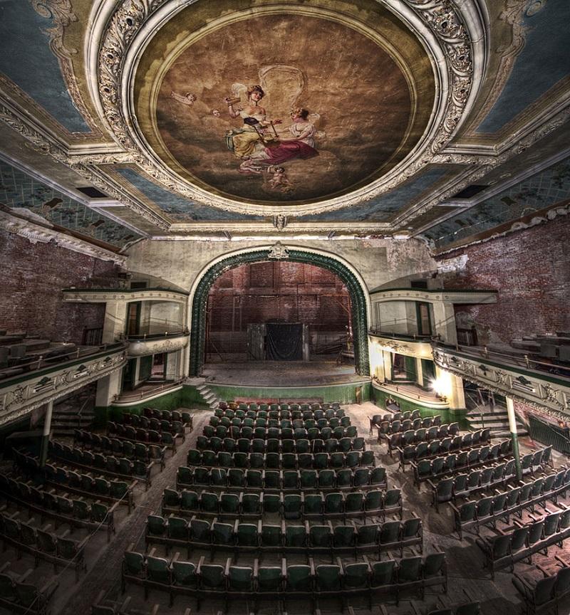 театър Ню Бедфорд