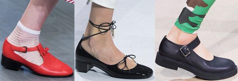 обувки 2018 пролетта