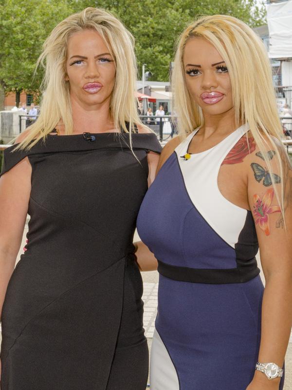 руси майка и дъщеря