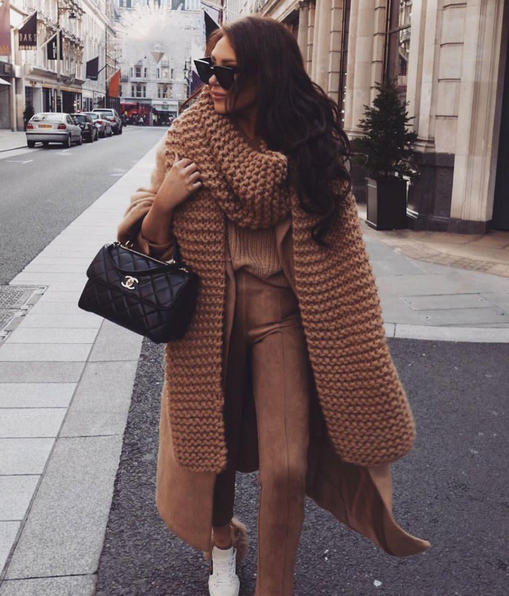 как да носим палто