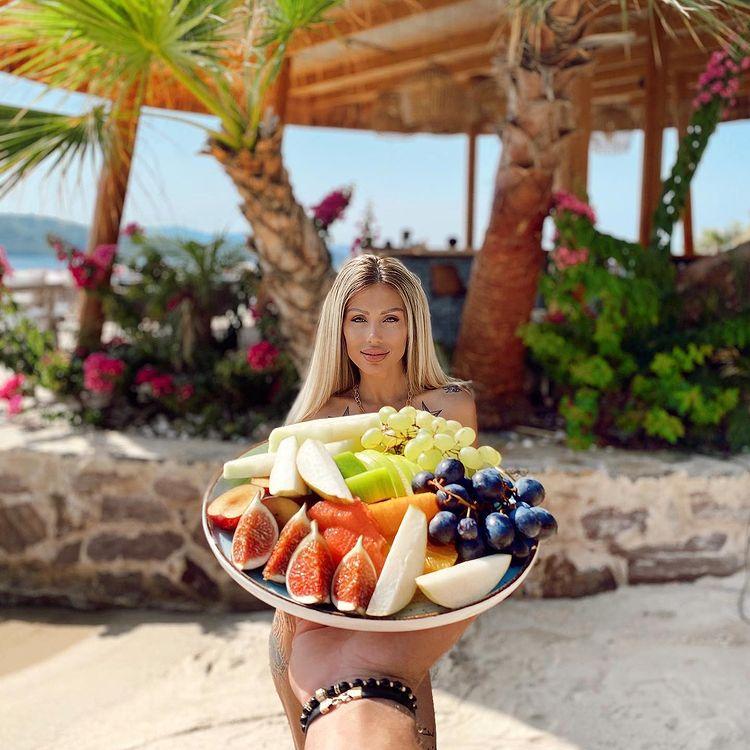 Джулиана плодове