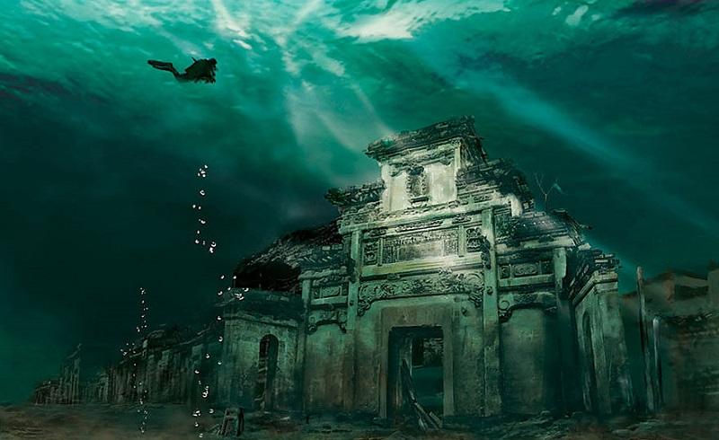 изгубеният град Шиченг