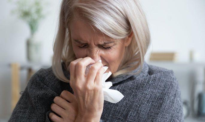 грип и обоняние