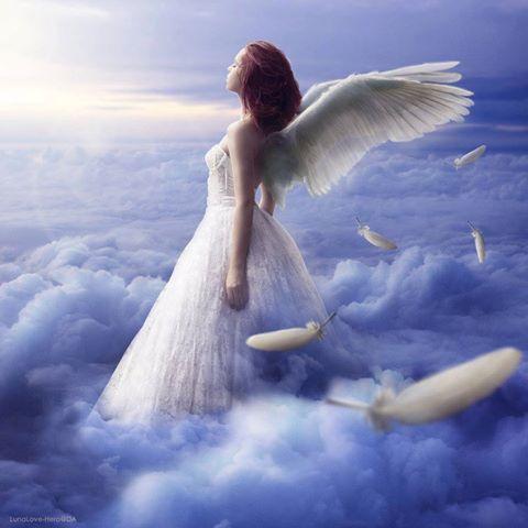 жена ангел