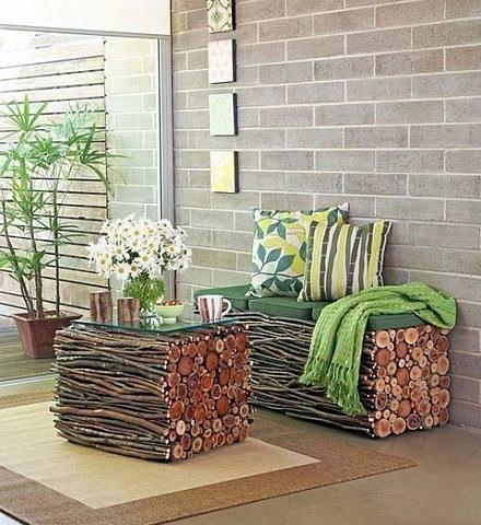 супер идейни мебели от дърво