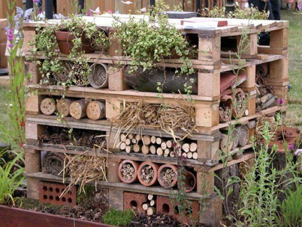 съхранение на дърва