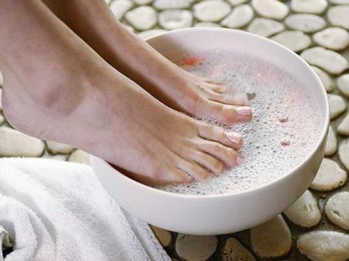 вана за крака