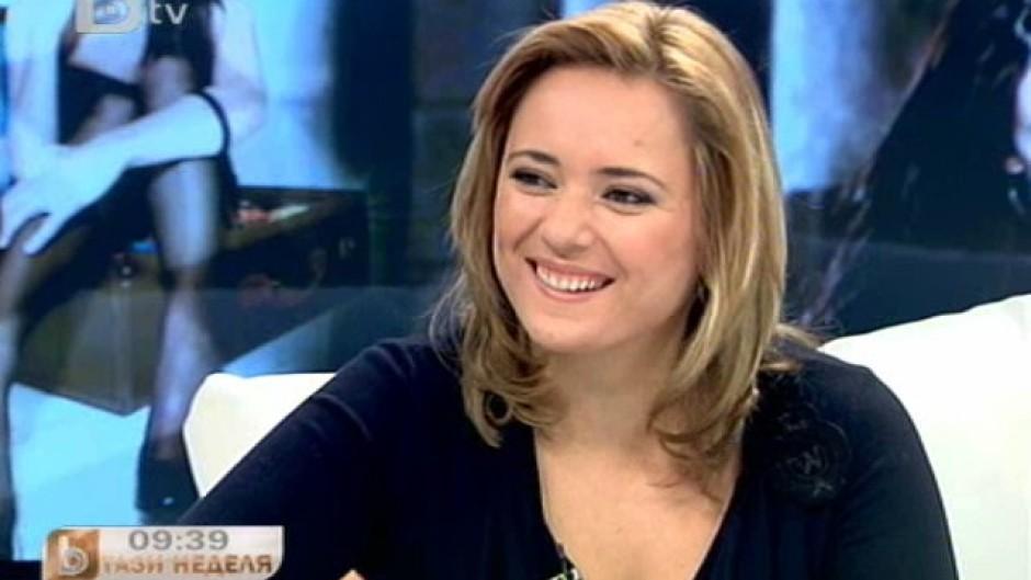Лора Крумова в бТВ