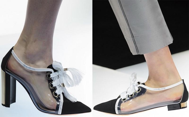 обувки от 2018 година