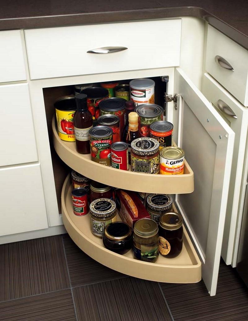 Как да направите една малка кухня по-удобно