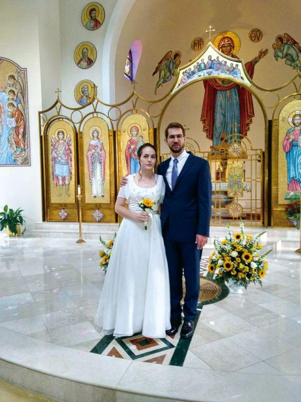 Владимир Данаилов сватба