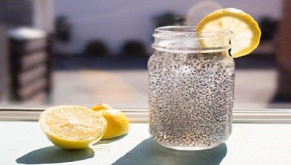 чиа и лимон за пречистване