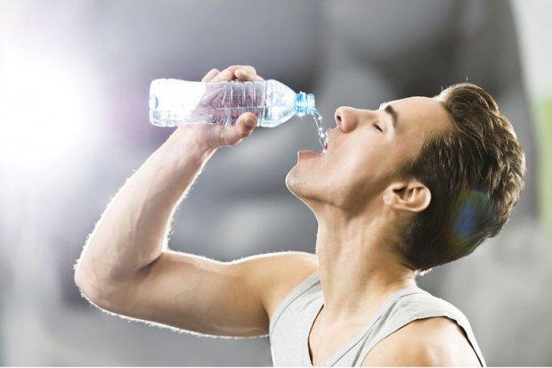 вода при тренировка