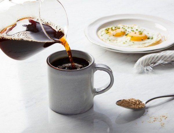 кафе сутрин
