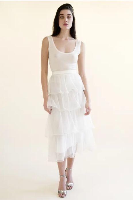 модерни булченски рокли 2019