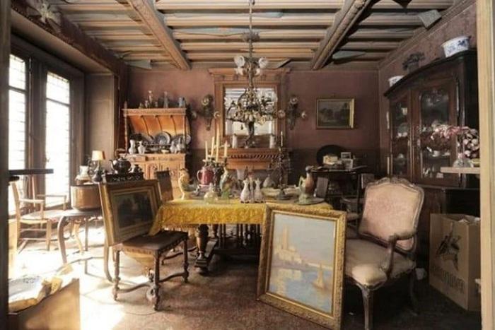 стар апартамент