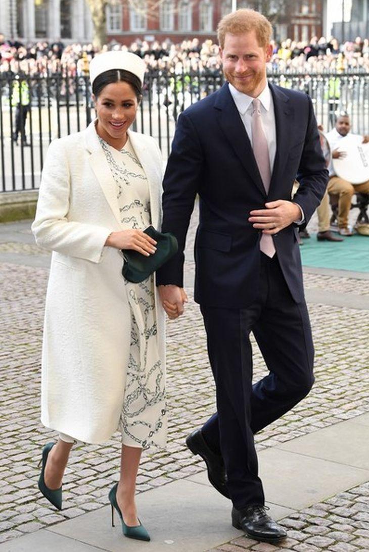 херцогът и херцогинята на Съсекс