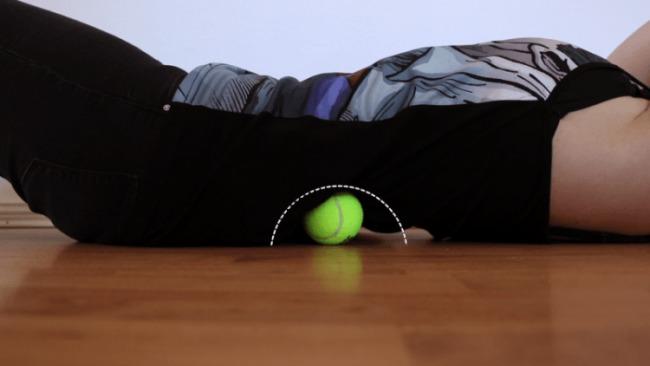 упражнение за болки в гърба