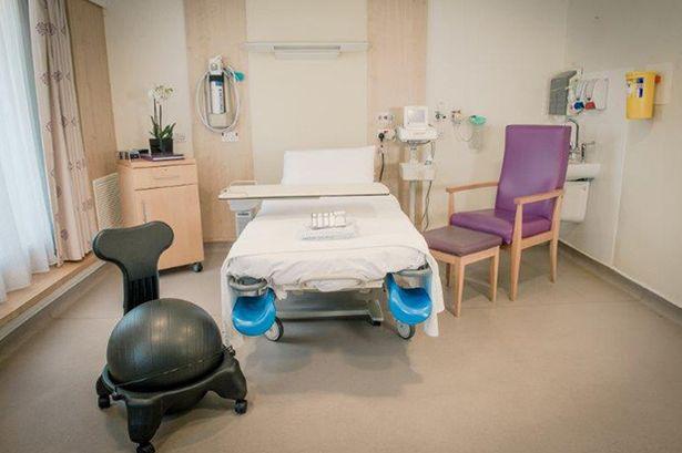 британска болница