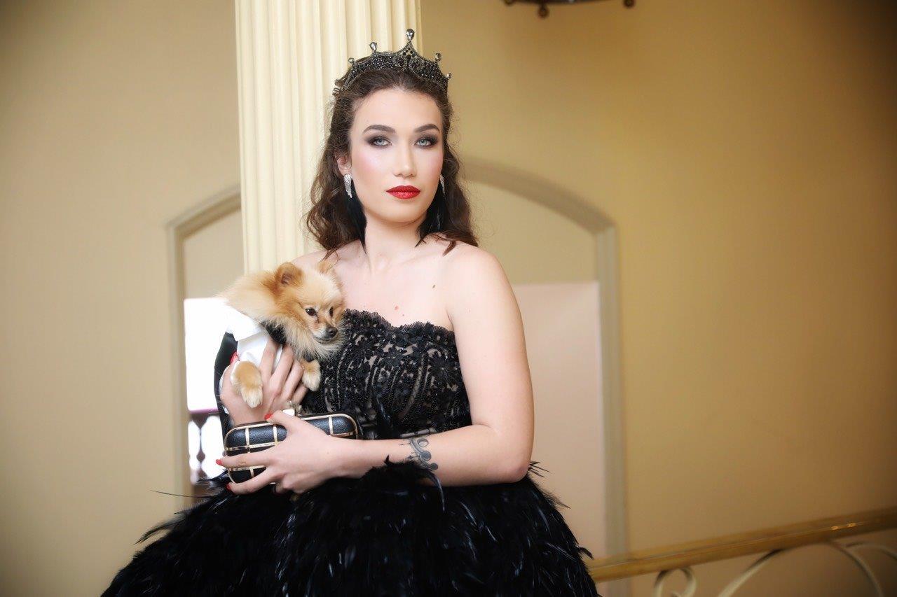дъщерята на Цеци Красимирова