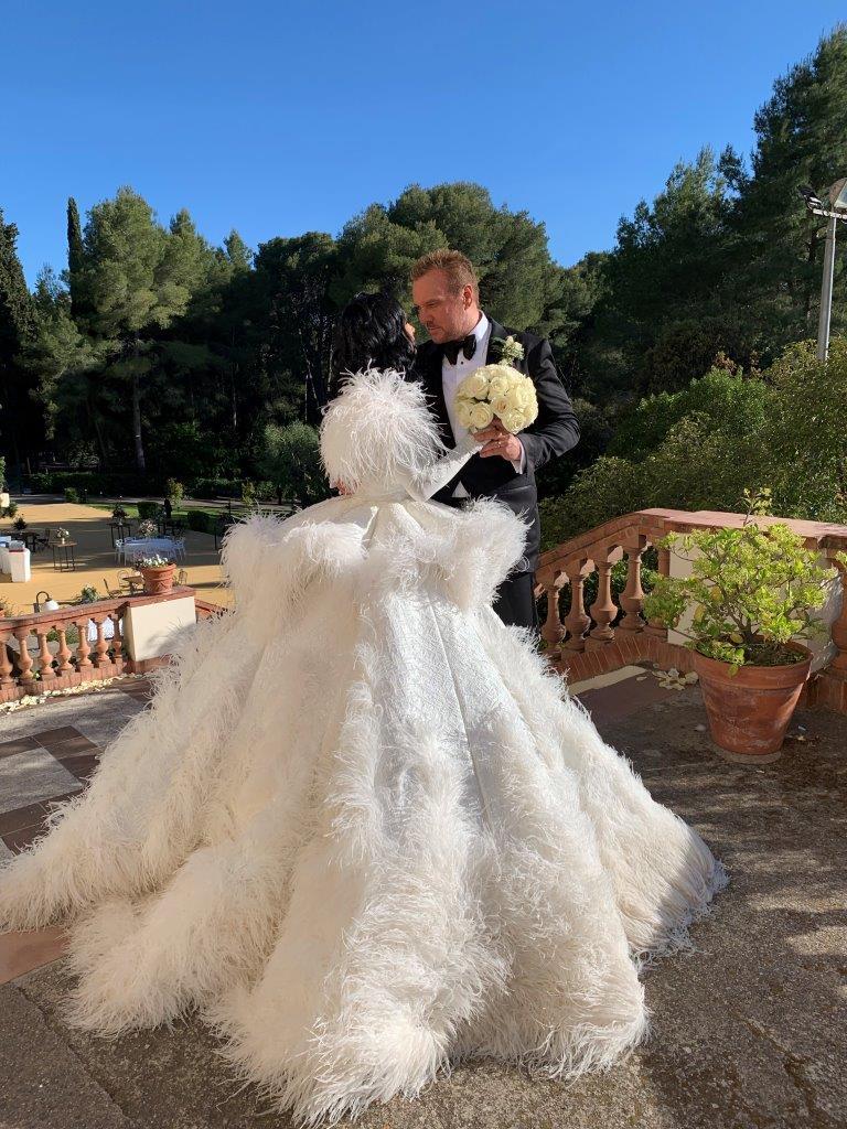 сватба Цеци