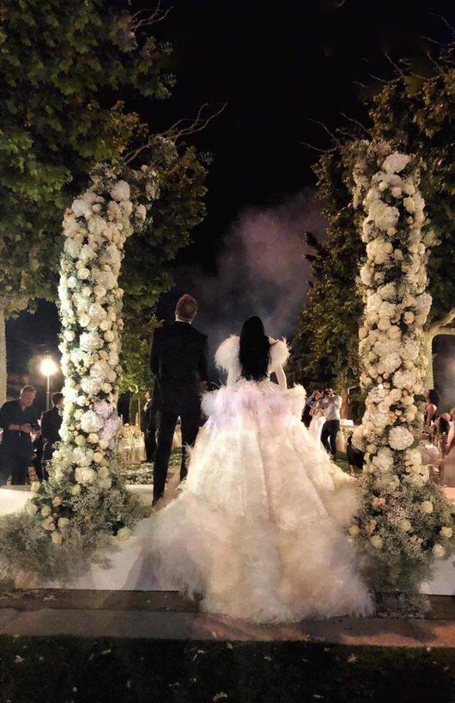 Цеци Красимирова сватба