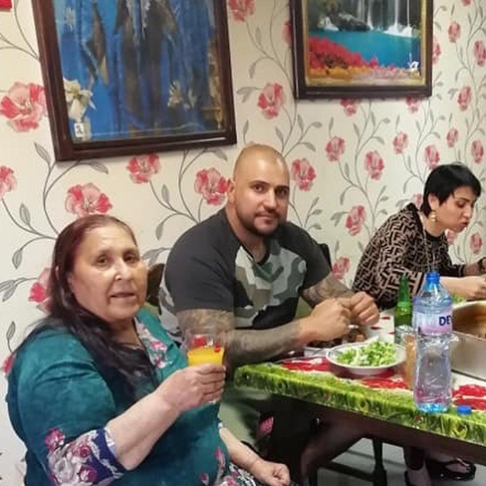 семейството на Софи Маринова