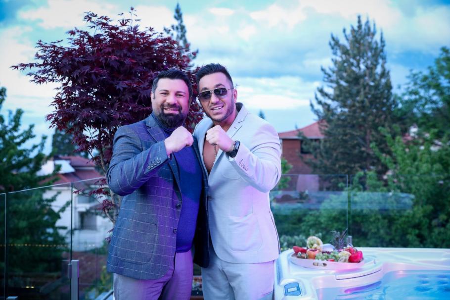 Тони Стораро и Константин