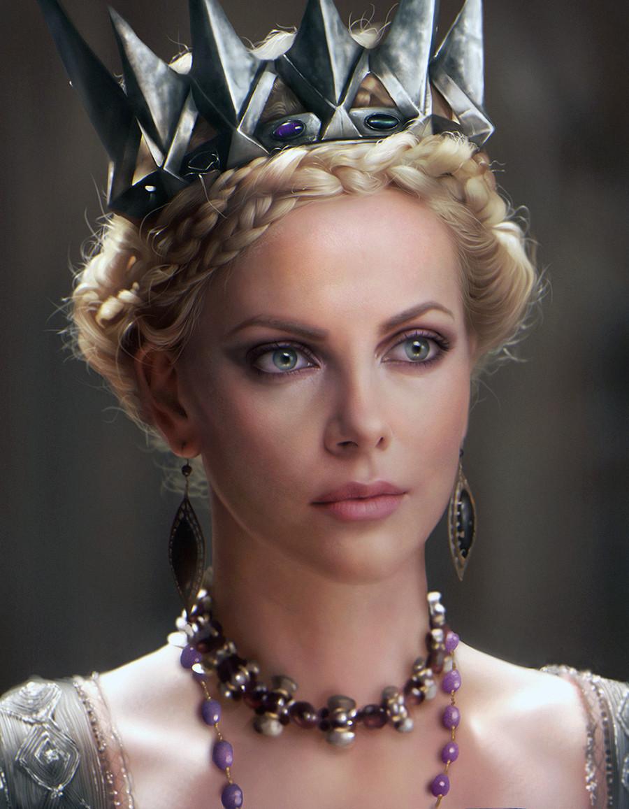 злата кралица