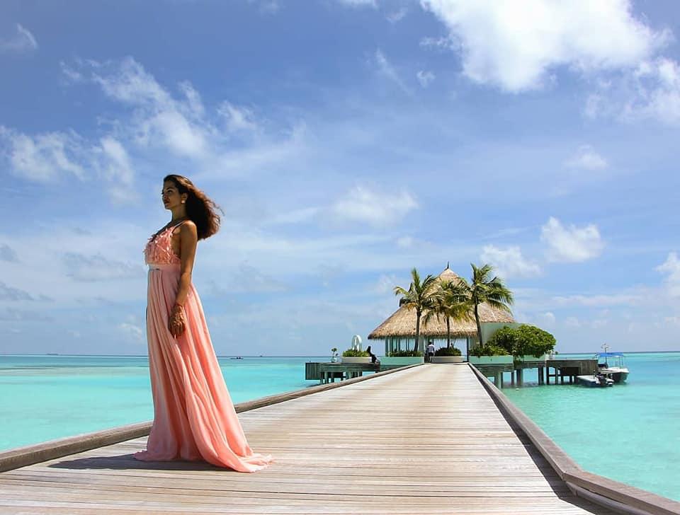 Райна на Малдивите