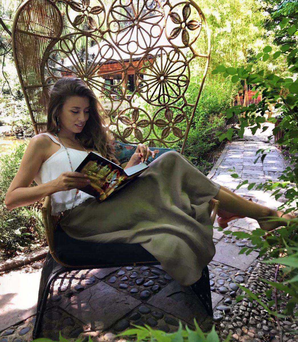 Саня Борисова красива