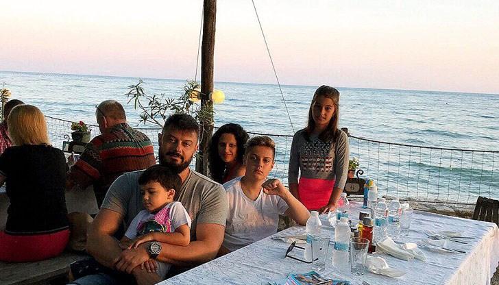 Николай Бареков семейство
