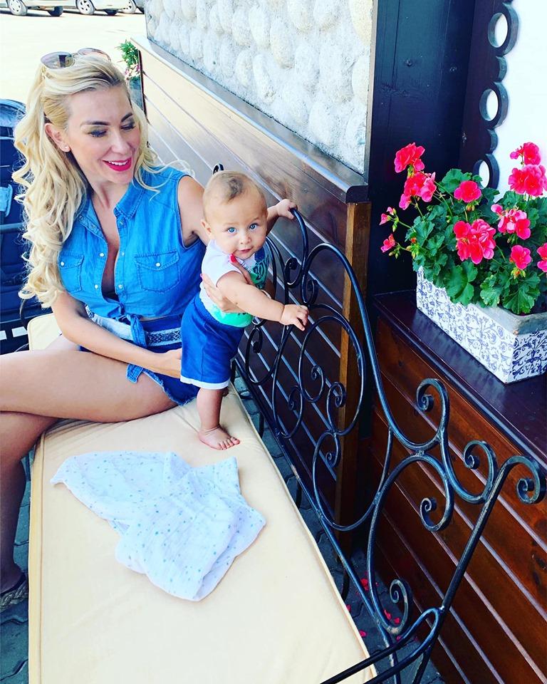 Антония Петрова бебе