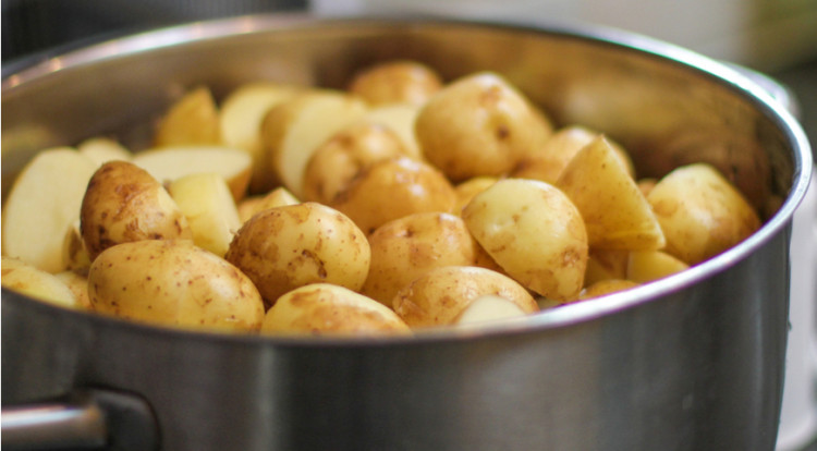 картофи варени