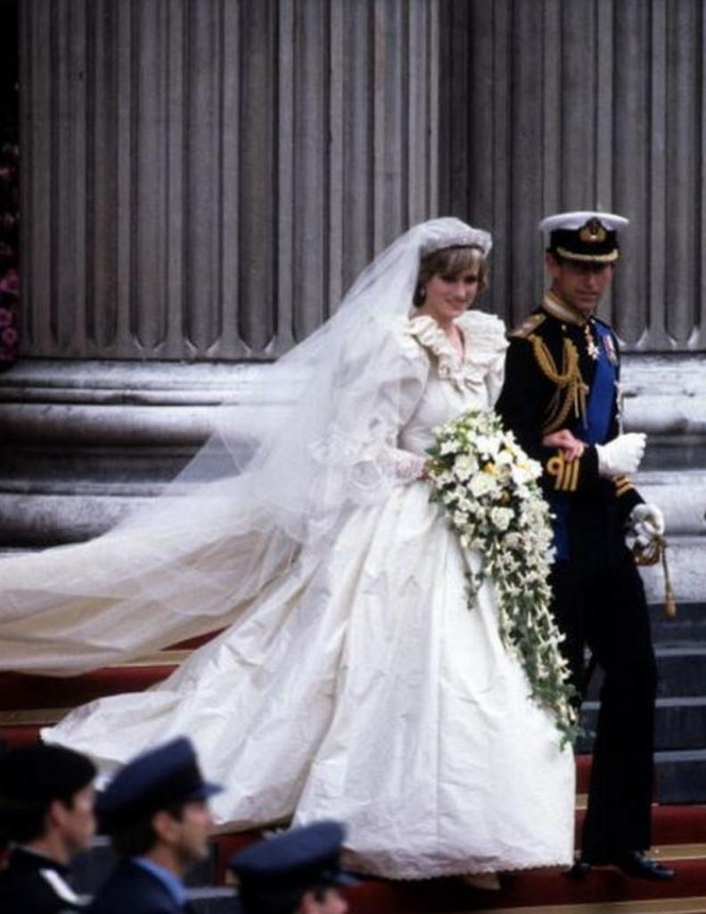 Даяна и Чарлз сватба