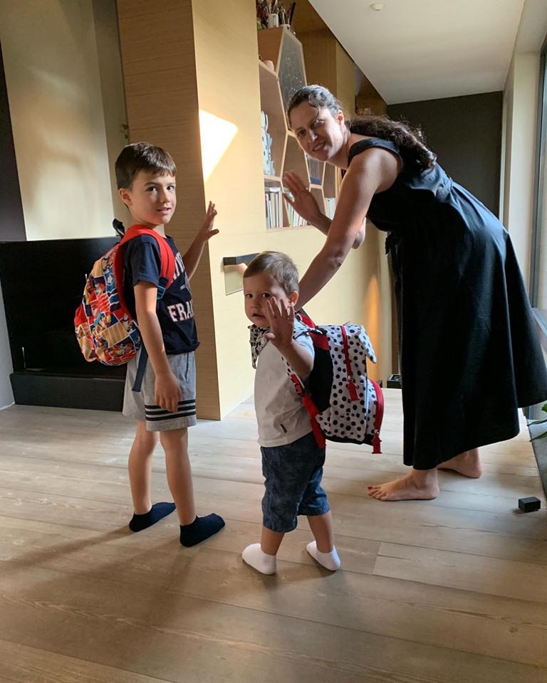 семейството на Бареков