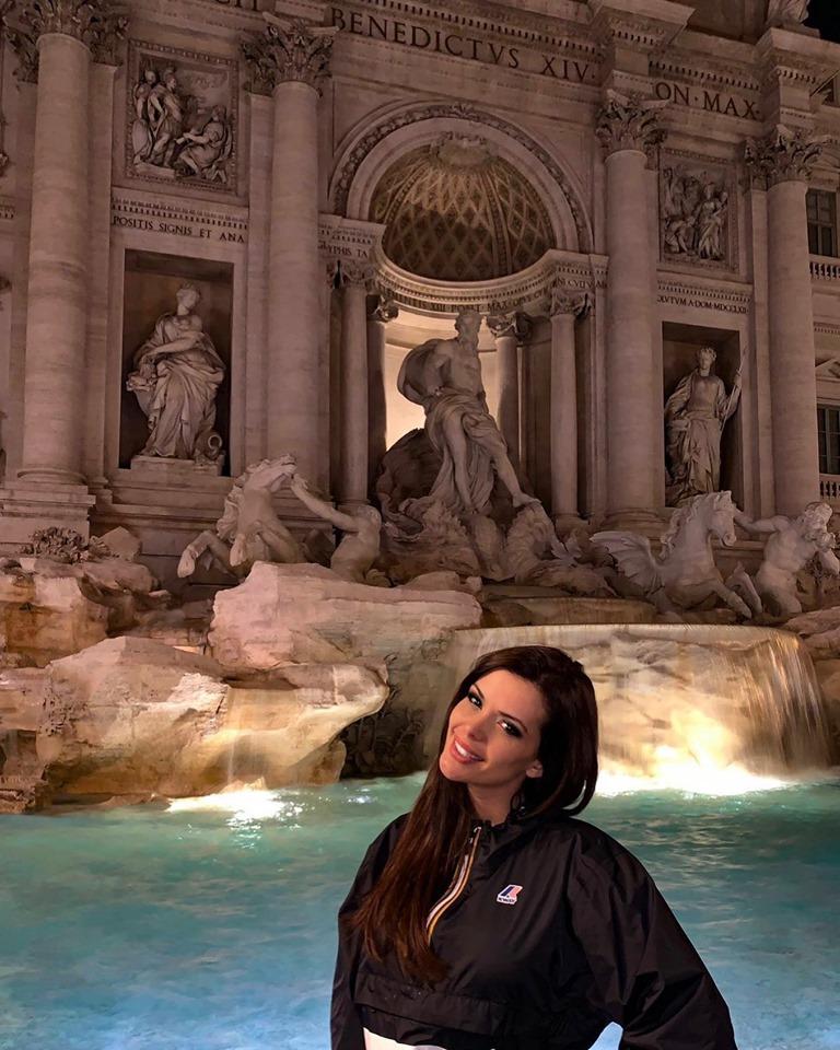 Преслава в Италия