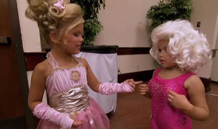конкурс за красота за малки момичета