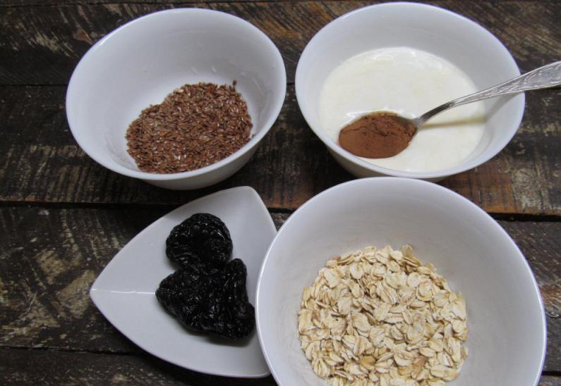 дамска закуска за отслабване и подмладяване