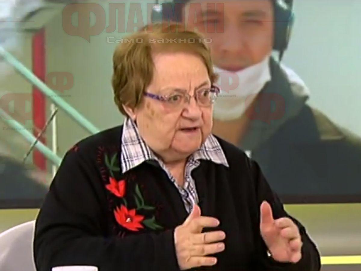 проф.Аргирова