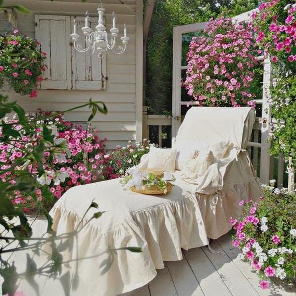 романтичен кът за отдих